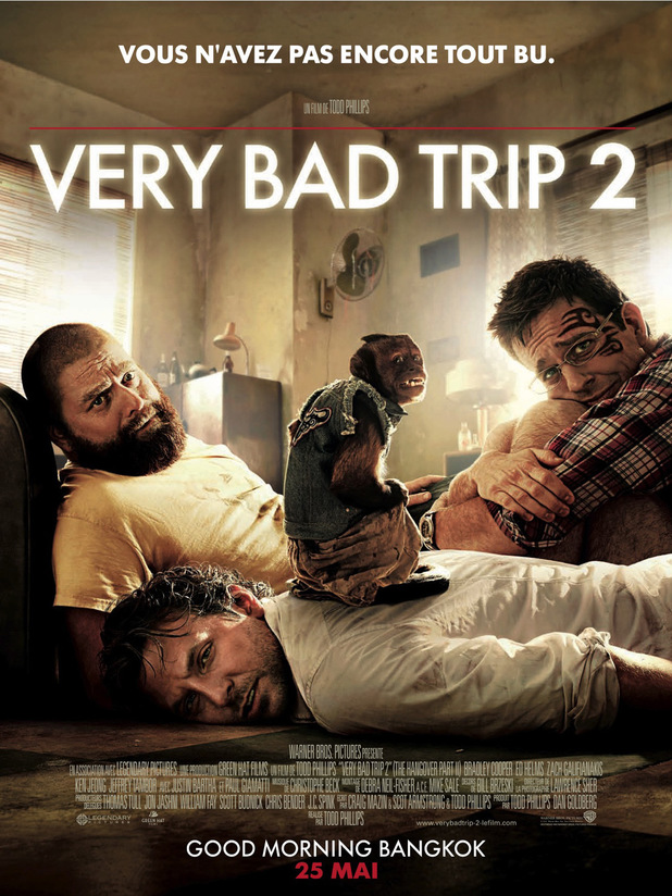 'The Hangover 2' aka 'Very Bad Trip 2'