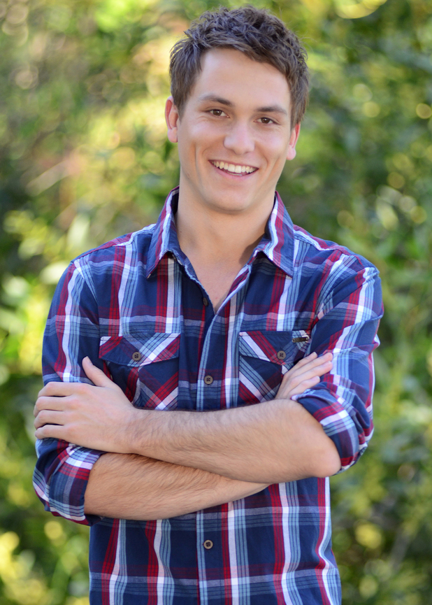 Jake Speer as Oscar MacGuire in Home and Away