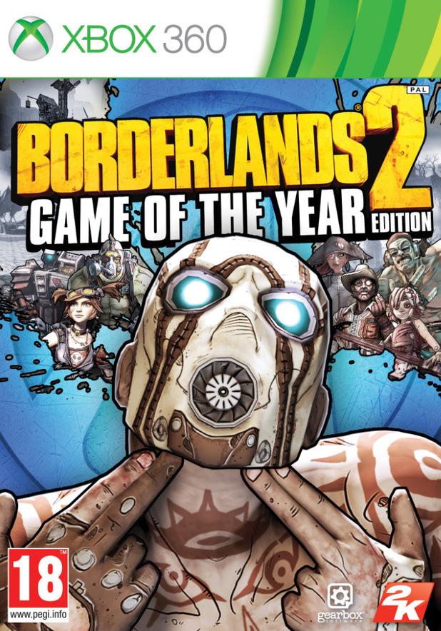 'Borderlands 2' Game of the year edition
