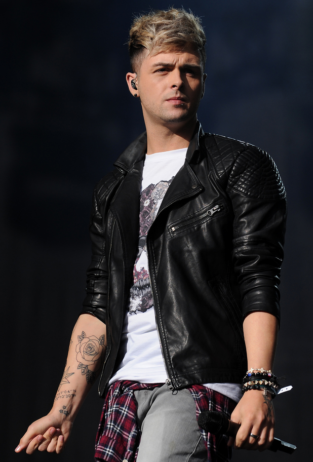 Jaymi Hensley of Union J