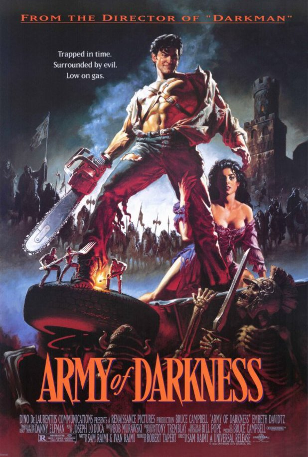 'Army of Darkness' poster