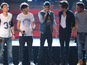 One Direction win fourth Irish No. 1