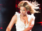 Beyonce, performs at the 2013 Made in America festival in Philadelphia, Pennsylvania