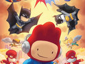 Select 'New 52' titles will receive the Scribblenauts treatment in January.