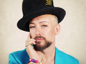 Boy George discusses Culture Club's upcoming reformation.