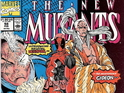 Rob Liefeld's New Mutants #98 breaks a modern-era record at auction.