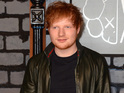Sheeran debuts the new track at the second of his Madison Square Garden shows.