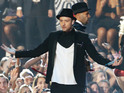 Justin Timberlake triumphs in 'Video of the Year' category to cap off big night.