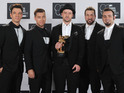 *NSYNC hint at reunion with Justin Timberlake at SNL anniversary special.
