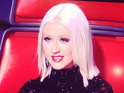Christina Aguilera discusses returning to The Voice for the fall season.
