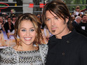 Billy Ray Cyrus defends his daughter's new video for 'Wrecking Ball'.