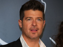 The 'Blurred Lines' singer will play 15 dates across America next year.