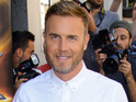 The Take That singer says he feels more relaxed returning to this year's panel.
