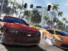 One of the game's beta testers drives from Miami Beach to LA Beach in 40 minutes.