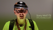 Digital Spy gets heads on with Sony's latest head gear technology, the HMZ-T3.