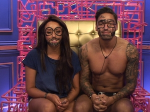 Charlotte Crosby, Mario Falcone, Celebrity Big Brother 2013