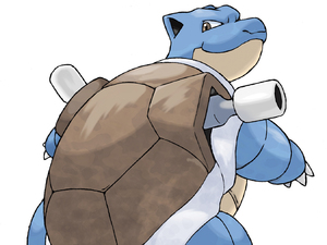Pokemon X and Y: Blastoise