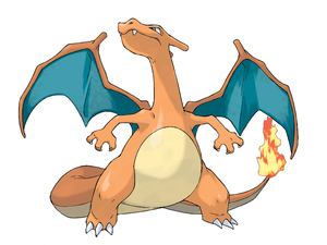 Pokemon X and Y: Charizard