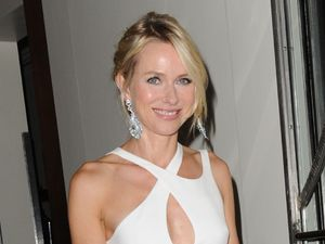 Naomi Watts at the 'Diana' film premiere in London.