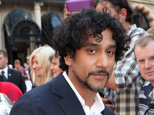 Naveen Andrews at the 'Diana' film premiere in London.