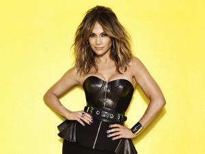 Jennifer Lopez in Cosmopolitan magazine.