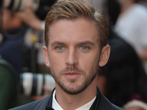 Dan Stevens arriving at the GQ Men of the Year Awards held at the Royal Opera House
