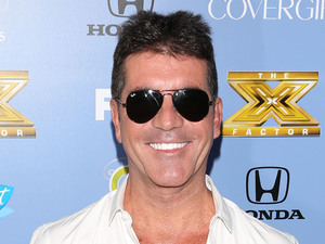 Simon Cowell,  X Factor season three Premiere Party