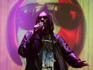 Snoop Dogg at Bestival 2013