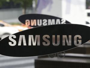 Samsung generic logo