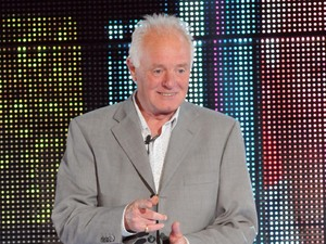 Bruce Jones is evicted from the Celebrity Big Brother house