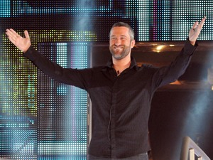 Dustin Diamond is evicted from the Celebrity Big Brother house