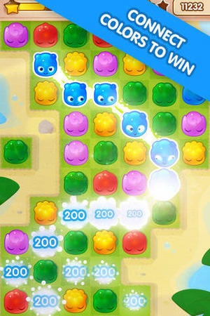 'Jelly Splash' screenshot