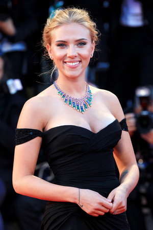 Scarlett Johansson, 'Under the Skin' film premiere, 70th Venice International Film Festival, Italy - 03 Sep 2013