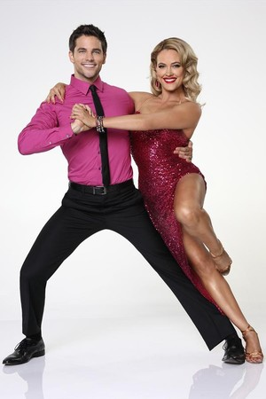 Dancing With The Stars 2013: Brant Daugherty and Peta Murgatroyd