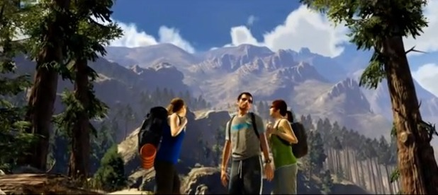 Mount Chilliad screenshot from Grand Theft Auto 5