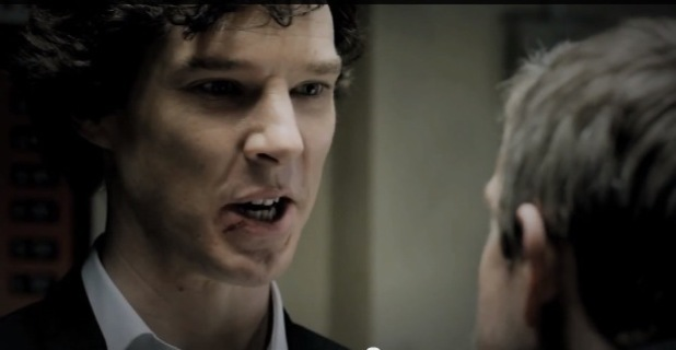 Benedict Cumberbatch in the BBC Original British Drama trailer