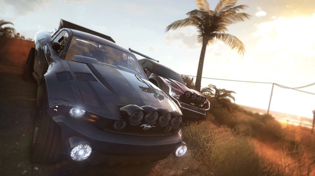 The Crew screenshot
