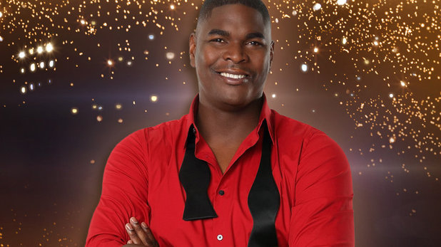Dancing With The Stars fall 2013: Keyshawn Johnson