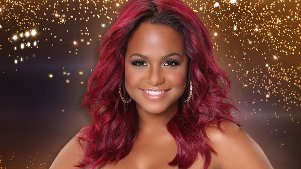 Dancing With The Stars fall 2013: Christina Milian