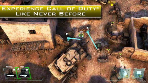 Call of Duty: Strike Team is out now on iOS