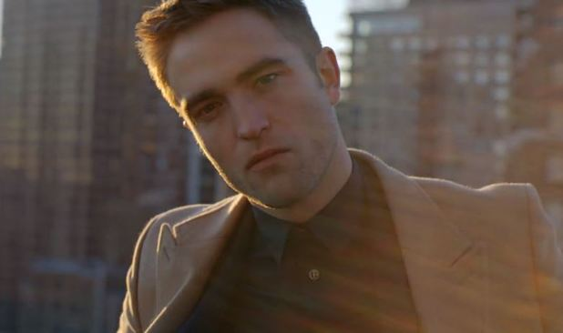 Robert Pattinson in Dior Homme film