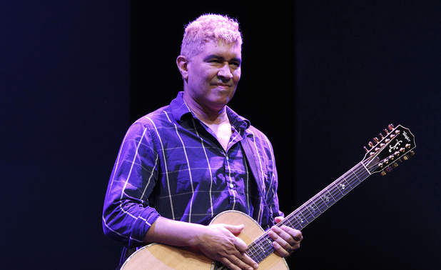 Pat Smear of The Foo Fighters
