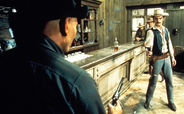 A still from 'Westworld' (1973)