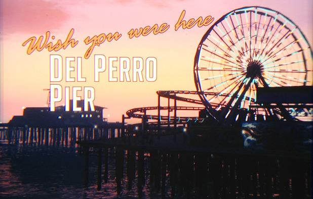 Grand Theft Auto 5 Del Perro Pier