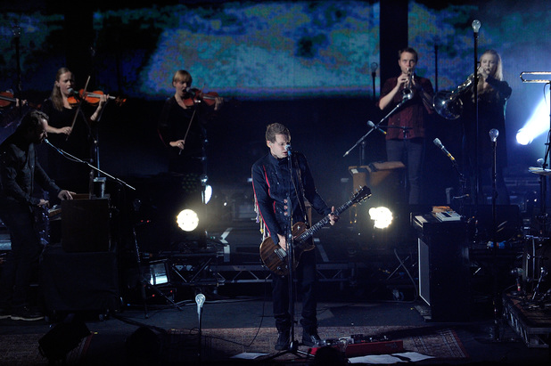 Sigur Rós at the iTunes Festival 2013