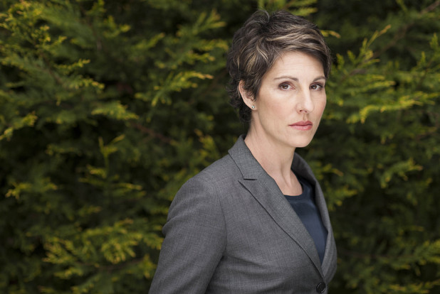 Tamsin Greig as DC Maggie Brand in 'The Guilty'