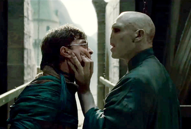 Harry Potter and Lord Voldemort (Harry Potter)