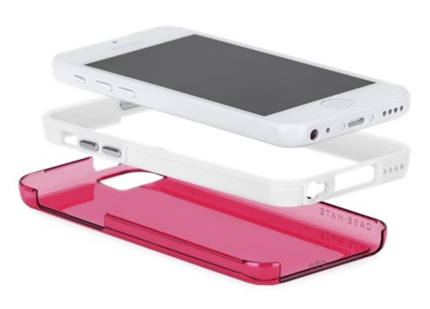 iPhone 5C case maker render