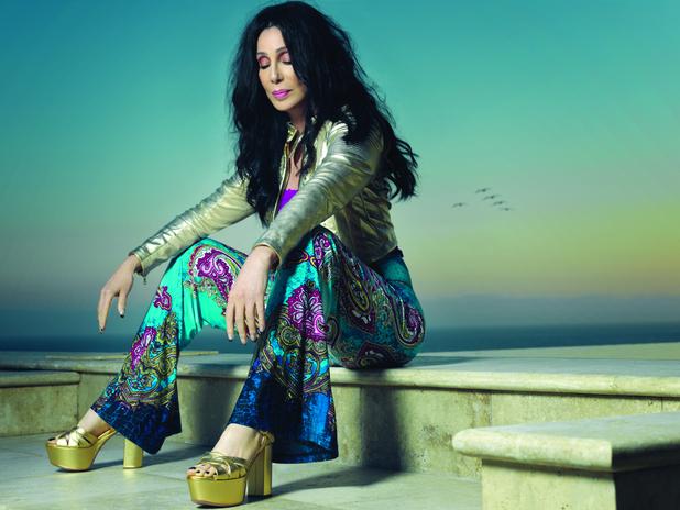 Cher press shot 2013