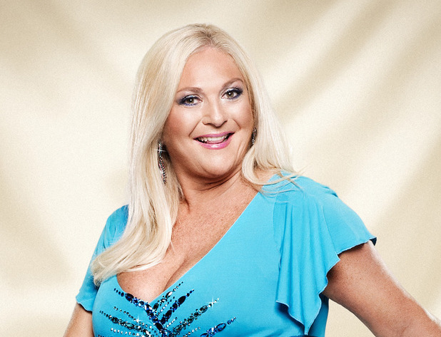 Strictly Come Dancing 2013: Vanessa Feltz